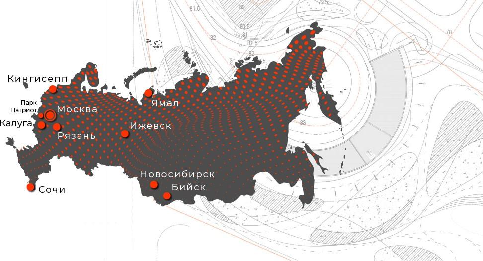 STI map