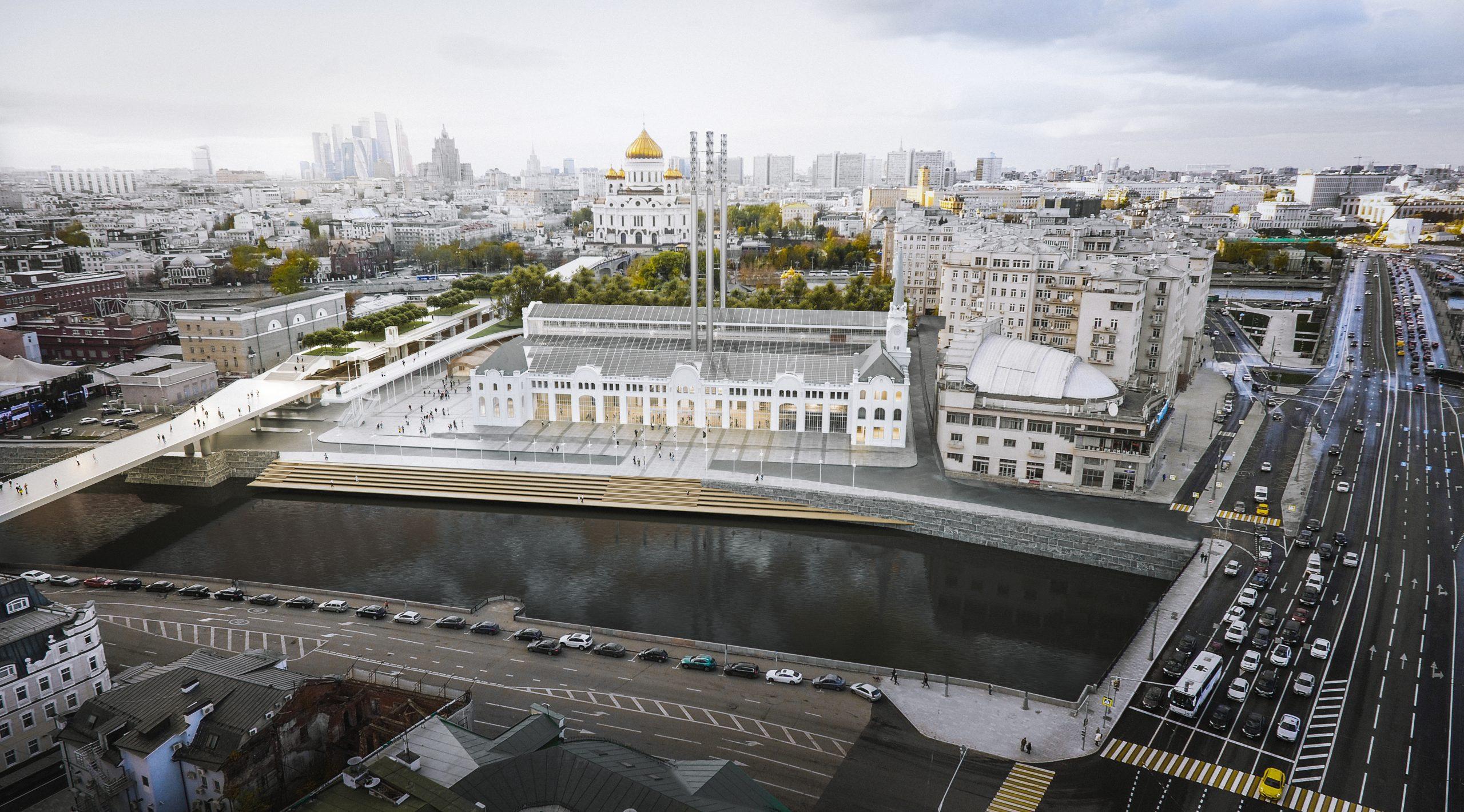 МУЗЕЙ СОВРЕМЕННОГО ИСКУССТВА ГЭС-2